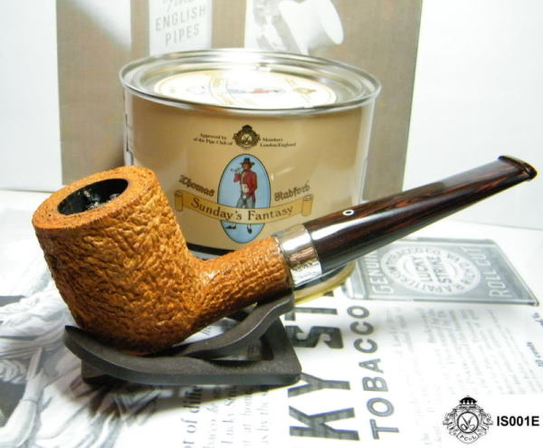 Ian Walker Northern Briars Rox Cut Premier PCoL pipe 2009 & Some of my pipes